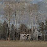 Halvard Haugerud: Mors hus, 2015, 27 x 35 cm