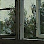 Halvard Haugerud: Syrintid, 2019, 29 x 33 cm