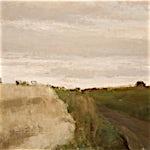 Halvard Haugerud: Landevei, 2005, 33 x 45 cm