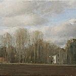 Halvard Haugerud: Hjem, 2007, 29 x 34 cm