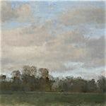 Halvard Haugerud: Kveld, 2007, 41 x 54 cm