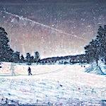 Henrik Kleppe Worm-Müller: Follow me, 2016, 150 x 200 cm