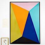 Henrik Placht: Higgs Boson, 2010, 190 x 134 cm