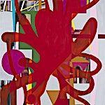 Henrik Placht: Atom mamma, 2013, 150 x 110 cm
