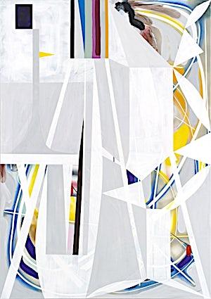 Henrik Placht, God morgen probemer, 2013, 190 x 134 cm