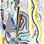 Henrik Placht: Livets fem hemmeligheter, 2013, 190 x 134 cm