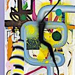 Henrik Placht: Bukefalos, 2014, 150 x 110 cm