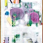 Henrik Placht: Permafrost II, 2016, 190 x 134 cm