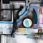 Henrik Placht: Ung elskov, 2018, 150 x 110 cm