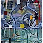 Henrik Placht: Long journey to redemption, 2020, 268 x 190 cm