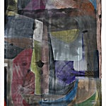 Henrik Placht: Pomona I, 2020, 150 x 110 cm