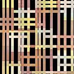 Henrik Placht: Mashrabeya 1, 2007, 150 x 110 cm