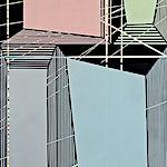 Henrik Placht: Samarkand gemstones 1 (for Reem), 2007, 150 x 110 cm