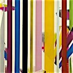 Henrik Placht: Ramallah in me, 2007, 150 x 110 cm