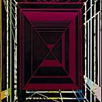 Henrik Placht: Eye of the rose/magenta (Baguette cut), 2007, 150 x 110 cm