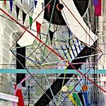 Henrik Placht: Reclusion, 2009, 190 x 134 cm
