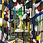 Henrik Placht: Immaculate, 2009, 190 x 134 cm