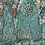 Inge Jensen: Ruin, 2000, 50 x 50 cm