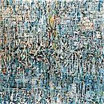 Inge Jensen: Uten tittel, 2000, 108 x 150 cm