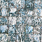 Inge Jensen: XXV, 2000, 101 x 101 cm