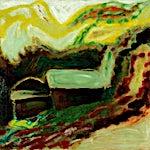 Johs. Rian: Fra Aamotsdal, 1935, 56 x 57 cm