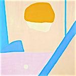 Johs. Rian: Komposisjon, 1972, 100 x 81 cm