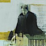 Kenneth Blom: Tiltalt II, 2012, 42 x 42 cm
