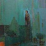 Kenneth Blom: Uten tittel, 2001, 70 x 60 cm