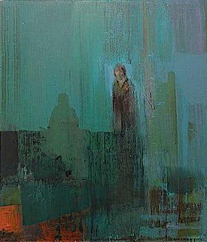 Kenneth Blom, Uten tittel, 2001, 70 x 60 cm