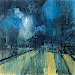 Kenneth Blom: paysage de Champagne, 2001, 150 x 170 cm