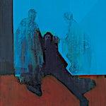 Kenneth Blom: MAKTEN, 2002, 160 x 140 cm