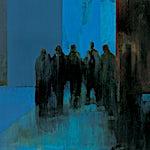 Kenneth Blom: BESATT, 2002, 140 x 160 cm