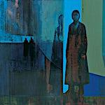 Kenneth Blom: SKYLDIG, 2002, 170 x 190 cm