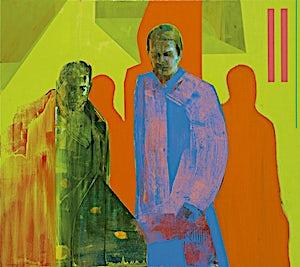 Kenneth Blom, Silence 1, 2006, 160 x 180 cm