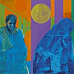 Kenneth Blom: Silence 6, 2006, 150 x 160 cm