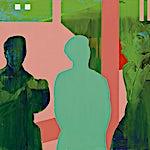 Kenneth Blom: Silence 3, 2006, 150 x 160 cm
