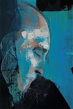 Kenneth Blom, (close up) Dinner 3, 0000