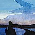 Kenneth Blom: I landskap I, 2008, 170 x 190 cm