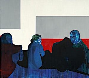 Kenneth Blom, Bjørn, 2007, 160 x 180 cm