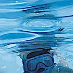 Kenneth Blom: Isak, 2008, 100 x 120 cm