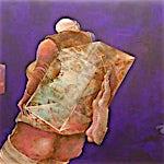 Knut Rose: Uten tittel, 1978, 114 x 162 cm