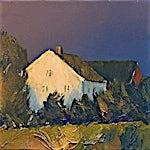 Magne Austad: 17, 2008, 50 x 50 cm