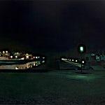 Marius Engstrøm: 00:55, 2012, 150 x 200 cm