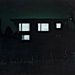Marius Engstrøm: Passering, 2012, 80 x 100 cm
