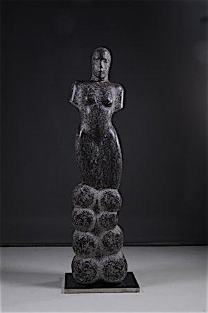 Nico Widerberg, Celler, 2010, 190 x 45 cm