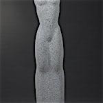 Nicolaus Widerberg: Oppløftet, 2013, 235 x 80 cm