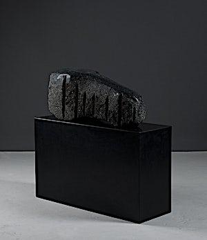 Nicolaus Widerberg, Hestehode, 2013, 100 x 98 cm