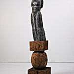 Nico Widerberg: Harmoni, 2018, 175 x 40 cm