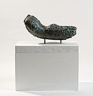 Nico Widerberg, Løftet mann, 2003, 95 x 90 cm