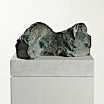 Nico Widerberg: Liggende 1, 2002, 22 x 35 cm